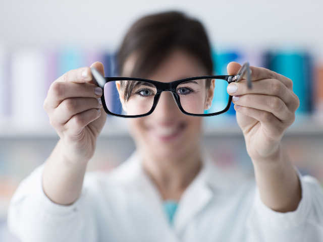 eye care services