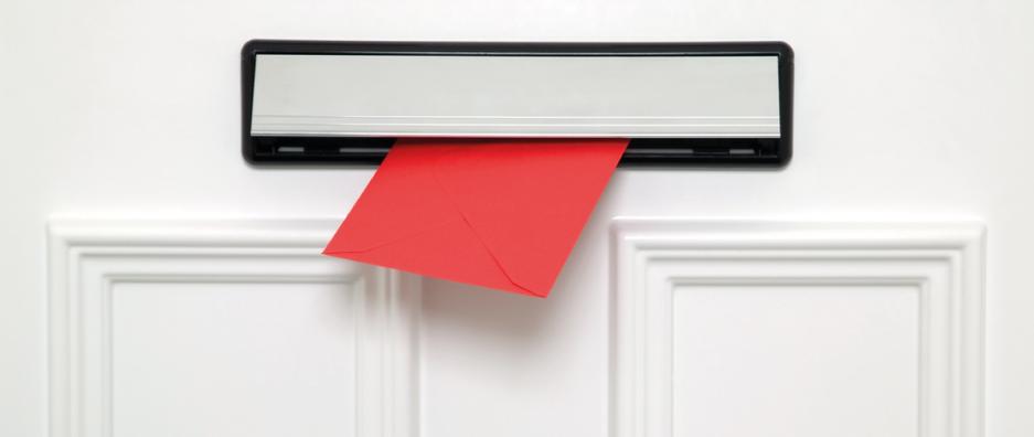 letterbox drop