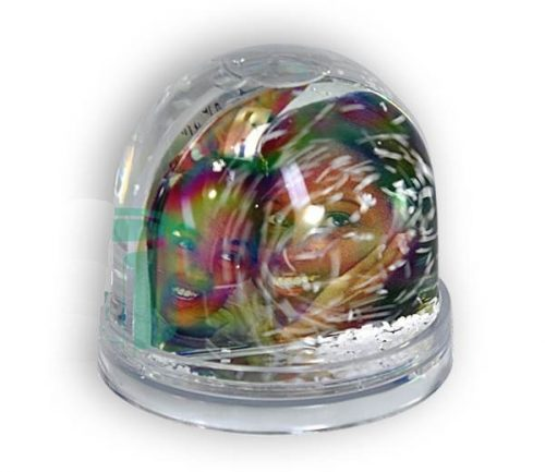 custom made snow globe