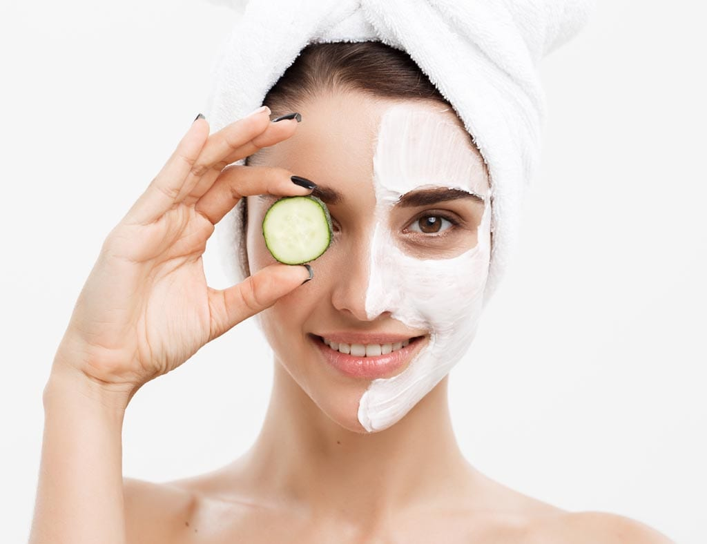 natural skincare items